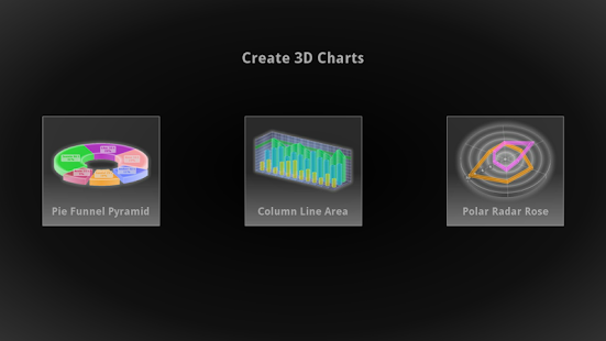 3D Charts - screenshot thumbnail