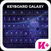 Keyboard Plus Galaxy