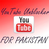 Unblock Youtube Pakistan