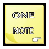 One Note Widget