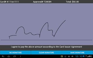 Screenshot of MeS Mobile