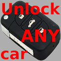 Car Key Unlocker icon