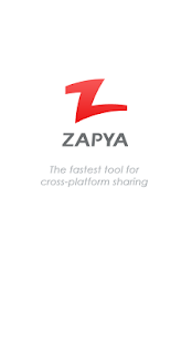 Zapya - screenshot thumbnail