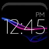 Xperia Digital Clock Gear Fit