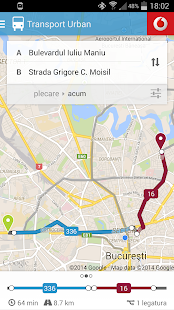 Transport Urban Screenshot 1