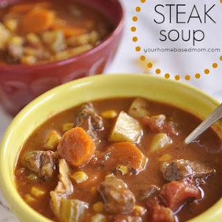 Steak Soup.
