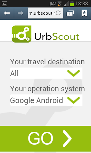 UrbScout