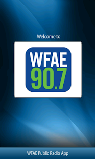 WFAE Public Radio App - screenshot thumbnail