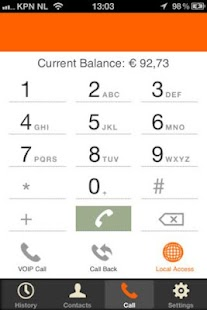 007VoIP Cheap VoIP calls - screenshot thumbnail