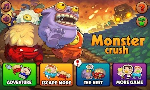 ZZZ Monster Crush screenshot for Android