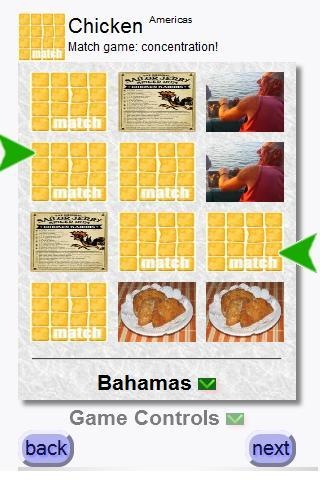Chicken Recipes Am (Keys - screenshot