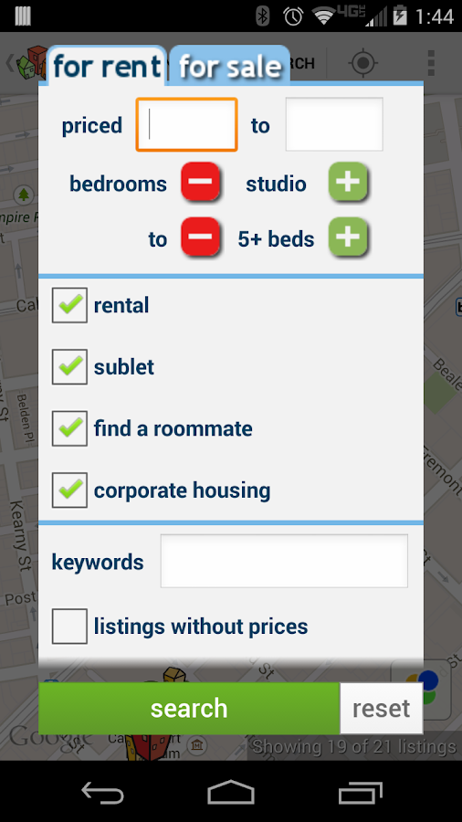 hotpads apartments rentals android apps on google play