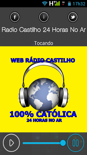 Radio Castilho 24 Horas No Ar