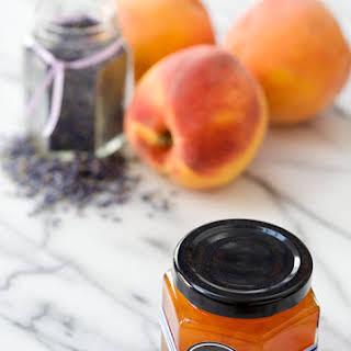 Peach Lavender Jam.