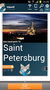 St Petersburg Travel Guide - screenshot thumbnail