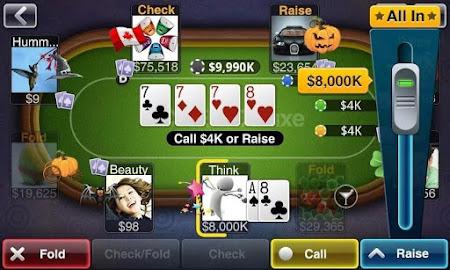 Texas HoldEm Poker Deluxe Pro 1.6.4 screenshot 7531