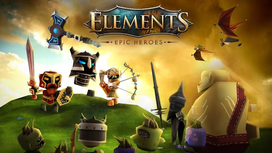 Elements Epic Heroes v1.2.6 Mod APK