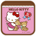Hello Kitty Love Best Friend icon
