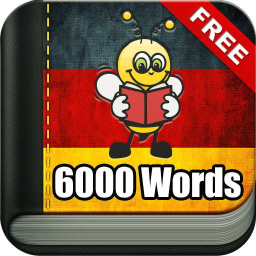 Learn German - 6,000 Words