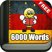 Learn German 6,000 Words