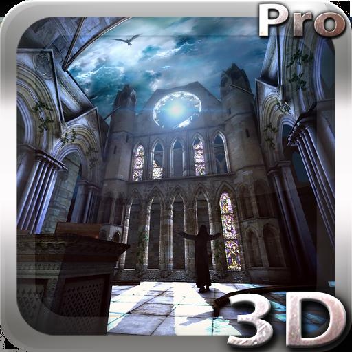 Gothic 3D Live Wallpaper 個人化 App LOGO-APP試玩