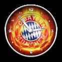FC Bayern Munchen Sense Clock icon