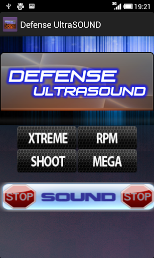 玩工具App|Defense UltraSound HD免費|APP試玩