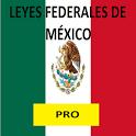 Leyes Federales de México PRO icon