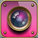 My Pink Camera Instasocial icon
