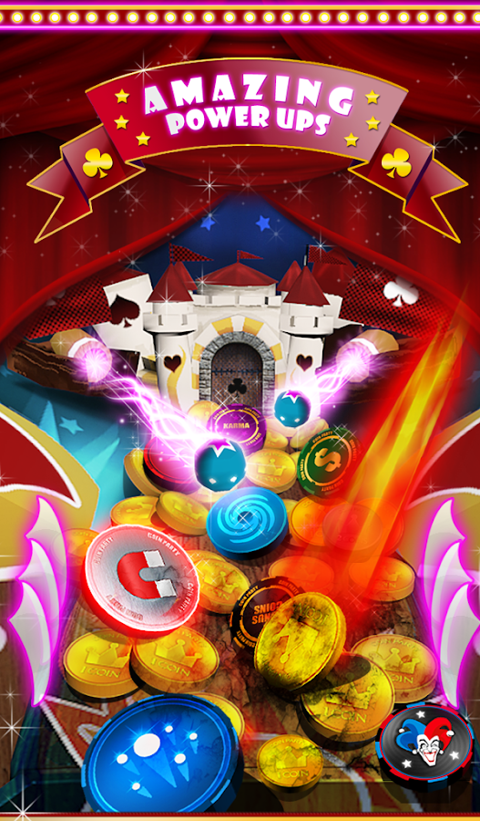 Coin Party: Carnival Dozer - screenshot