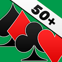 50+ Solitaire Card Games icon