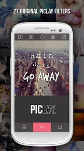 Piclay - Photo Editor- screenshot thumbnail