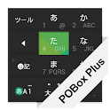 Keyboard Skin Flip Green icon