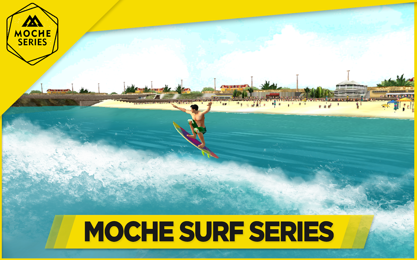 Moche Surf Series- screenshot
