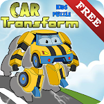Kids Puzzle - Car Transform 1.0.0 Apk