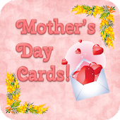 Mom is Best Cards Doodle Text!