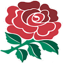 England Six Nations Rugby 2012 logo