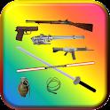 Weapon Sound Simulator icon
