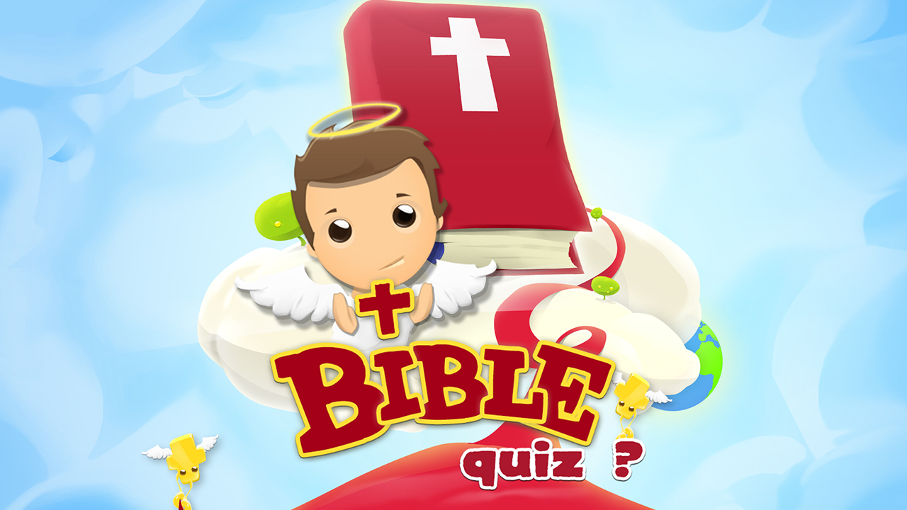 Bible Quiz 3D - Religious Game- screenshot
