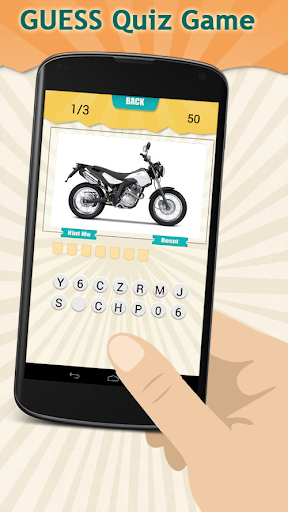 Motor Bike Quiz