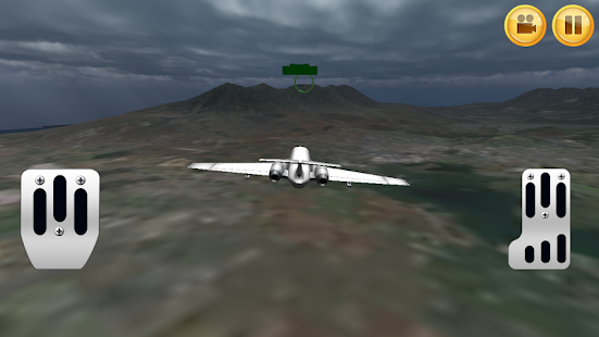 Army Plane Flight 3D - screenshot thumbnail