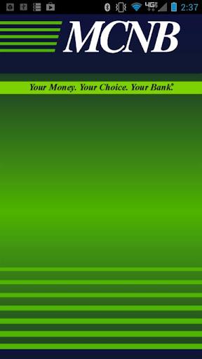 MCNB Banks Mobile Banking