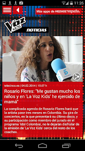 La Voz Kids - screenshot thumbnail