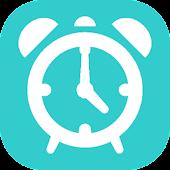 シンプル目覚まし時計 / 簡単 昼寝タイマー 睡眠アラーム