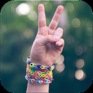 Rainbow Loom Designs 娛樂 App LOGO-硬是要APP