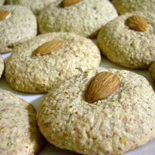 Almond Macaroons I
