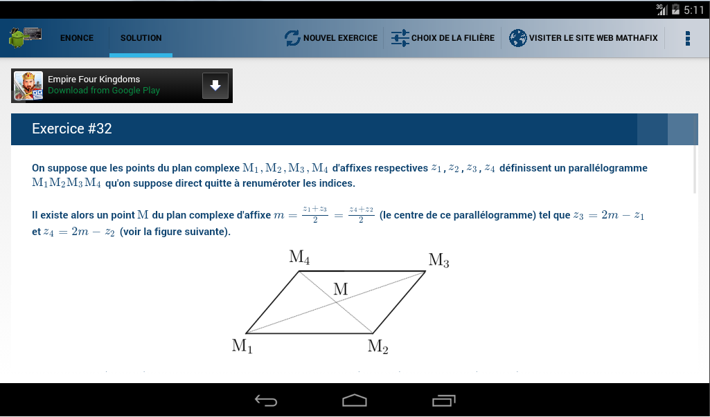 Mathafix - screenshot