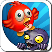 birds vs zombies