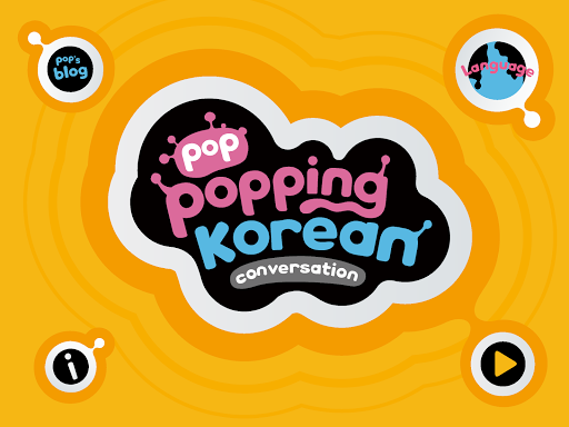 Poppopping Korean–Conversation