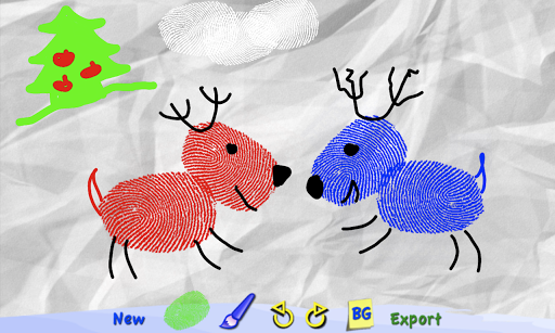 【免費教育App】Fingerprint Art-APP點子